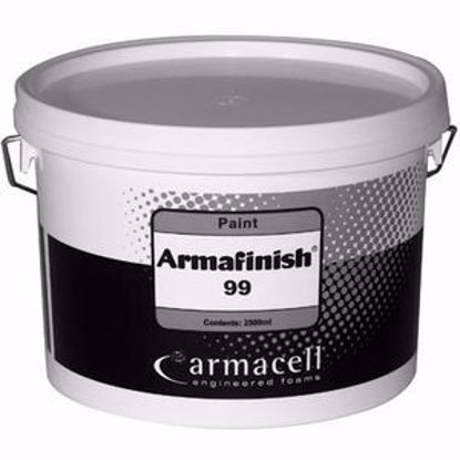 Picture of Armacell Armafinish 99 Schutzanstrich weiss 2,5 l, Menge:  Art.Nr. : FINISH/WH-25