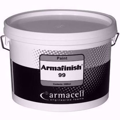 Picture of Armacell Armafinish 99 Schutzanstrich weiss 2,5 l, Menge: 1 ST,  Art.Nr. : FINISH/WH-25